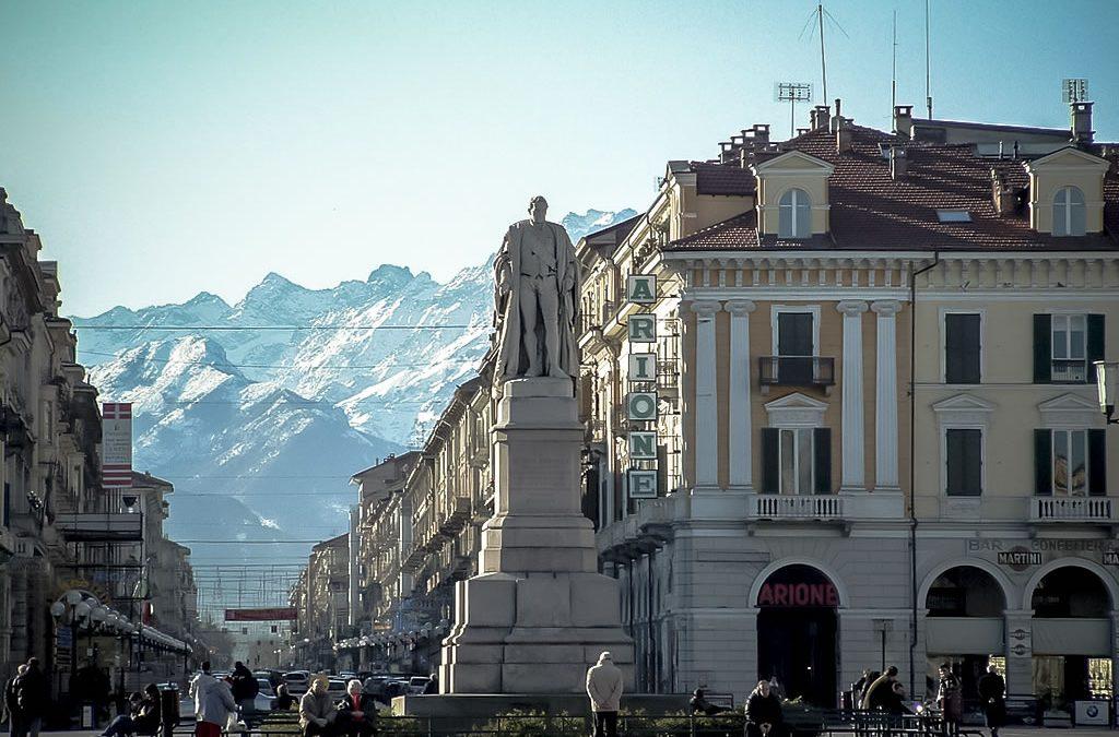A Cuneo per il 25 Aprile