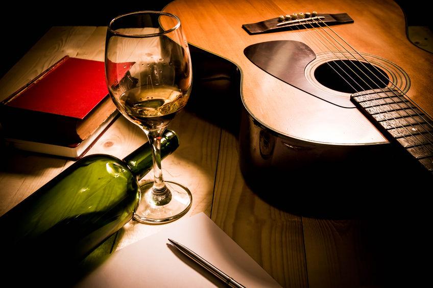 Cena con musica, serata Blu Notte