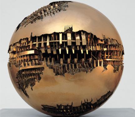 ARNALDO POMODORO Palazzo Reale – Milano