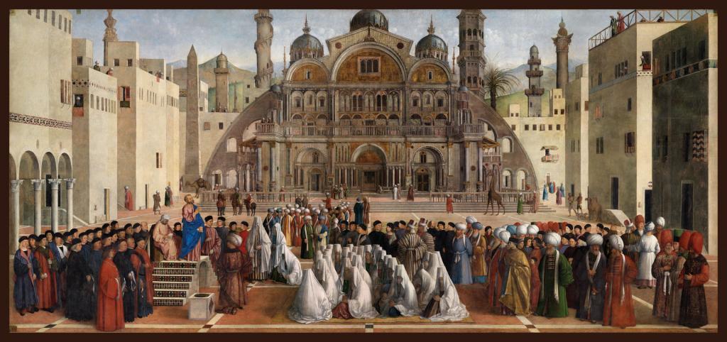 """Pinacoteca di Brera, visita a tema """"I capolavori""""."""